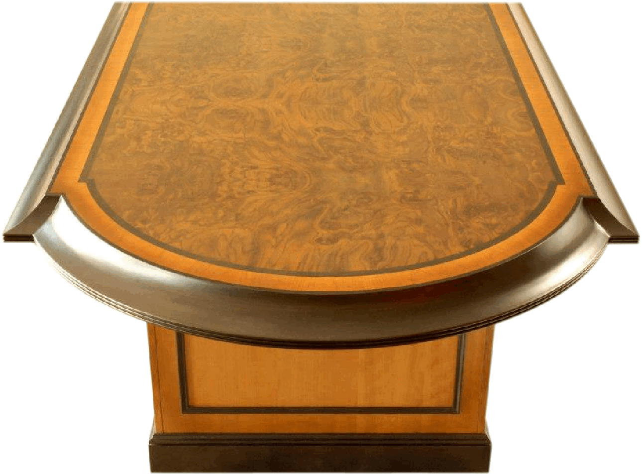 burl-veneer-conference-table