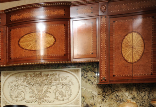 Interior Custom Cabinet Door cabinet doors curved cab door